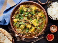 Lamb and Potato Rendang Recipe - Viva