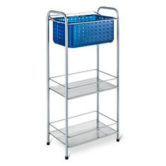 Room Essentials™ Storage Tower with Removable Tote : Target