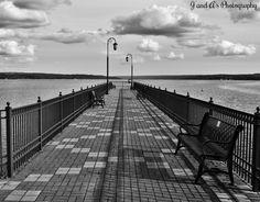 https://flic.kr/p/x24EtZ | On the peer | Owasco lake
