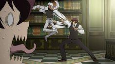 Blood Blockade Battlefront - Épisode 7 : Le Paradis des boxeurs. - Série complète à voir en streaming et téléchargement sur http://animedigitalnetwork.fr/video/kekkai_sensen