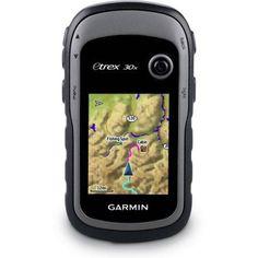 eTrex 30x Handheld GPS, Multicolor