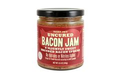 "These Are The Best Trader Joe's Products According To Employees #refinery29  http://www.refinery29.com/trader-joes-employees-favorite-products#slide-1  Tracy, Southern California""You can add the Bacon Jam to almost anything, but in the bruschetta it's especially good. Add a spoonful to a sliced, toasted baguette."" ..."