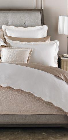 Barbara Barry Peaceful Pique Bedding Collection