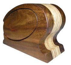 Kiaat Bandsaw Box