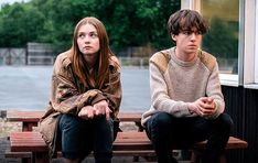 Looking for a new Netflix show to binge-watch this weekend? Lucky for you, we at Digital Trends have curated a list of the best shows on Netflix right now. Jessica Barden, Atypical, The End, End Of The World, Movies And Series, Tv Series, La Fugue, James And Alyssa, Ing Words