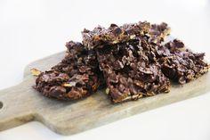 Çikolatalı, Kuru Meyveli Krokan Tarifi - İdil Tatari -Yemek Tarifleri