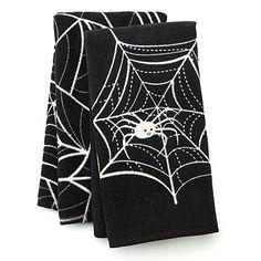 Spiderweb Towels