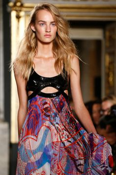 Emilio Pucci Spring 2014 Ready-to-Wear Collection Slideshow on Style.com