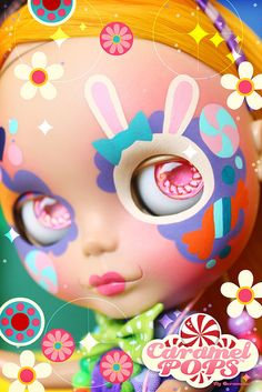 For China-lilly (Miss Bunny Pop) by ♥ Caramelaw ♥, via Flickr