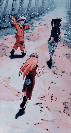 Anime Naruto, Naruto Fan Art, Naruto Sasuke Sakura, Naruto Cute, Otaku Anime, Manga Anime, Kakashi, Wallpapers Naruto, Naruto And Sasuke Wallpaper