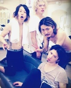 Gonna see them live in October! One Ok Rock, Japanese Boy, Film Music Books, Visual Kei, Look Cool, Rock Music, Rock Bands, Concert, My Love