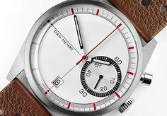 DAN HENRY 1968 Minimalist Chronograph watch