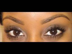Eyebrow tutorials