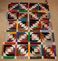 26 free scrappy quilt patterns