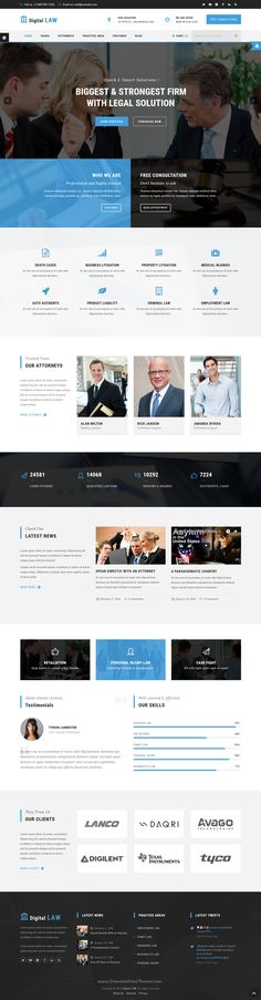 Digital Law is pwerfect WordPress theme for Attorney, Lawyer or #Law Agency #websites with 10+ header style download Now➝ https://themeforest.net/item/digital-law-attorney-lawyer-and-law-agency-wordpress-theme/15706323?ref=Datasata