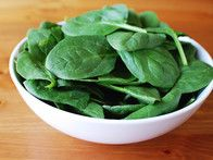 Take a cue from Popeye and be strong to the finish when you eat your spinach. Easy to grow, spinach aids in preventing age-related macular degeneration and keeps artery walls free of cholesterol which can help in the prevention of heart attacks.