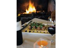 Freycinet lodge tastings