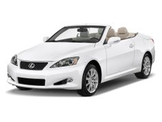 Lexus IS 250C. Pearl white with tan inside and navigation. As soon as I'm over the free car with free gas my company provides...