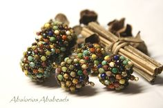 Abalorios Ababeads: Beaded Beads