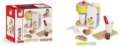 Janod Expresso Machine Set - UrbanBaby