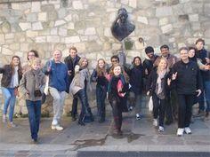 Parijs met tieners