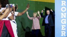 """Senador demócrata Tim Kaine proclama en español: """"Estamos listos para Hillary"""""""