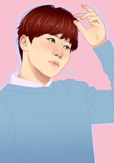 #seungkwan #승관 #seventeen #세븐틴 #kpop #fanart