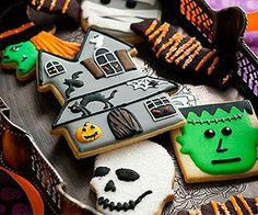 Take My Money - Halloween Cookies $75.00