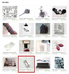 City Lights by Ina on Etsy Esty, City Lights, Gifts, Presents, Favors, Gift