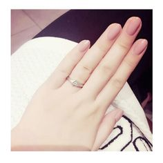 We love to see people wearing our jewellery. Thank you for sharing:) On the picture, Senus Ring in sterling silver with a brilliant cut diamond. #gittesoee #conscious #jewellery #design #rings #silver #Danish  #jewelry