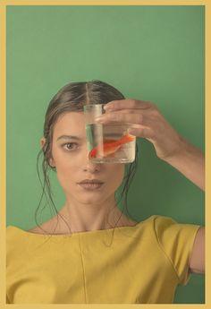 Le journal du Mornet by Kristine Visnape & Ardila C in Photography