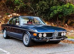 What makes a vehicle a classic? A classic car is an older automobile; The common theme is of an older car wit Auto Motor Sport, Sport Cars, Motor Car, Bmw Vintage, Bmw Classic Cars, Old Motorcycles, Bmw Cars, Ford Gt, Bmw E36
