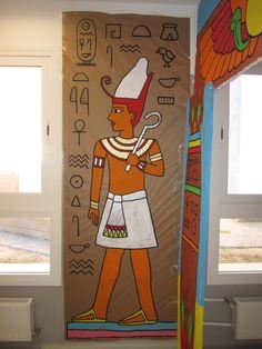 Ancient Art, Ancient History, Egyptian Themed Party, Ancient Egypt Activities, Arte Elemental, Egypt Crafts, Egypt Art, Ancient Civilizations, Elementary Art