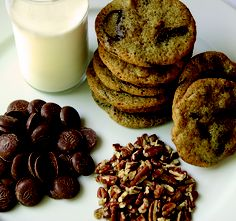 Chocolate Chip Cookies from Sweetness by Sarah Levy. Find it here: http://amzn.to/wzbJ15
