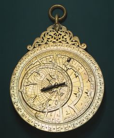 Astrolabe. Middle East, 1291.