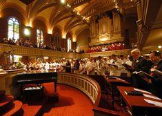 Marble Collegiate Church NYC