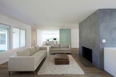Vivienda minimalista por Dan Brunn Architecture