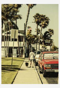 KALIFORNIA by Laurent Nivalle, via Behance