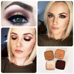 Get this Look with our limelight by alcone make up!  Cranberry and gold eye using 17, 2, 16 and 22.
