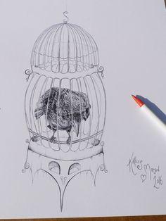 Day 5 of enjoying biro doodles :) Biro, Inktober, Ms, Doodles, Facebook, Artwork, Photos, Work Of Art, Pictures