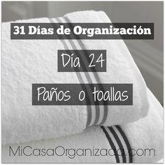 31 días de organización día 24 Keep Life Simple, Konmari Method, Home Organization, Clean House, Challenges, Cleaning, Tips, Berta, Marie Kondo