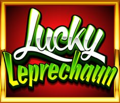 Try your Irish Luck on the Lucky Leprechaun video slot at the #casino