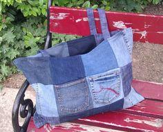 Riesen Einkaufstasche oder Badetasche von As4Me auf DaWanda.com