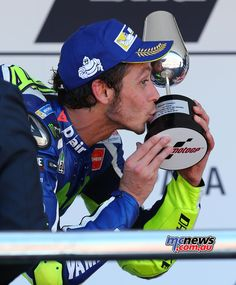 There really is nothing like spanking the home team on home soil. And in chalking up his 113th MotoGP victory, Valentino Rossi did just that.