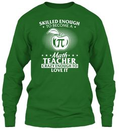 Funny Tshirt For Teacher 2017 Irish Green T-Shirt Tay Dài Front St Patrick  Day 2628f5a04