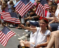 Photos from Lexington's July 4th parade and festivities