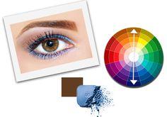 Простые правила выбора теней под цвет глаз   #СтилистКостецкая_Макияж (архив) Если у вас карие глаза...вы нравитесь людям, знаете, как добиться своих целей, склонны к индивидуализму, умеете ждать... Ваши идеальные спутники с серыми и голубыми глазами. Обычно мы ассоциируем карий цвет глаз с развитым интеллектом (34 %), добротой (13%), доверием (16%). Поэтому так важно оформление глаз для большей их привлекательности и как части всего образа. Правильный выбор теней - частый вопрос от женщин…