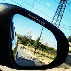Charlotte NC Skyline... Photo By: A.TatePhotography