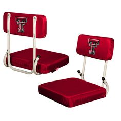 Texas Tech Red Raiders NCAA Hardback Seat