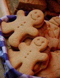 25 Best Homemade Gingerbread Cookie Recipes for the Holidays